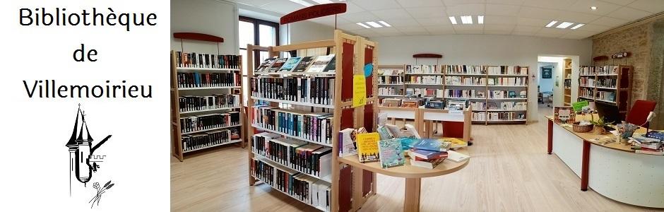 Bibliothèque de Villemoirieu